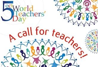 Światowy Dzień Nauczycieli - 5 października