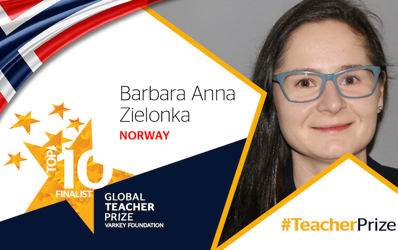 fot. Global Teacher Prize - Varkey Foundation